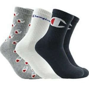 🆕Champion Socks 3 Pack